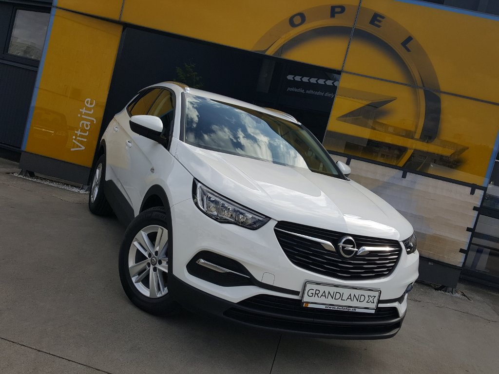 Opel Grandland X Enjoy (Smile) 1,2T 130k