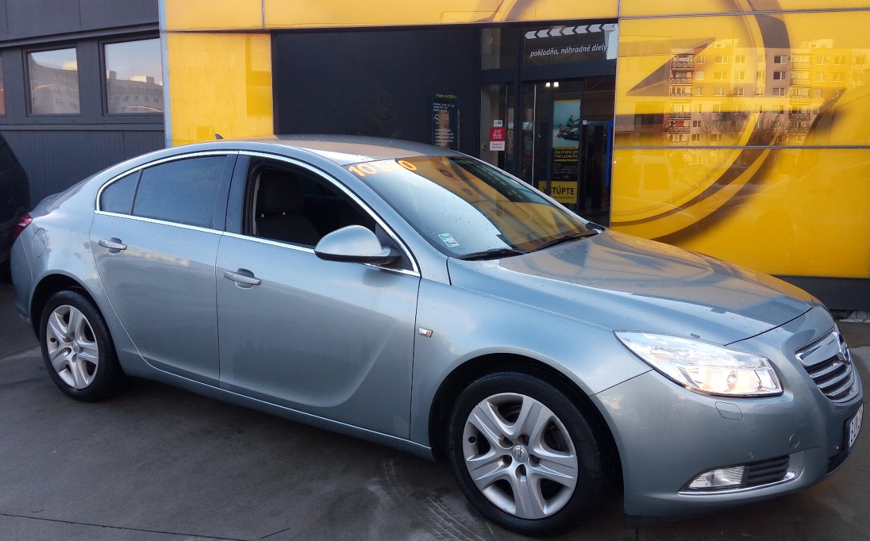 Opel Insignia Edition 2,0 CDTi AT6