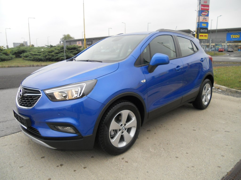 Opel Mokka X Smile 1,4 16V Turbo 88kw