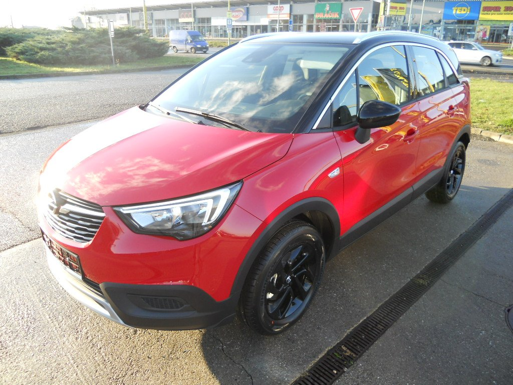 Opel Crossland X Innovation 1,2 Turbo 110k AT6