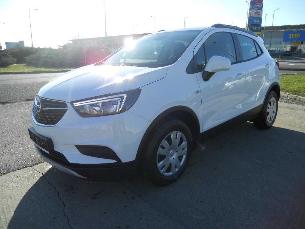 Opel Mokka X Selection Turbo 1,4 16V 88kW