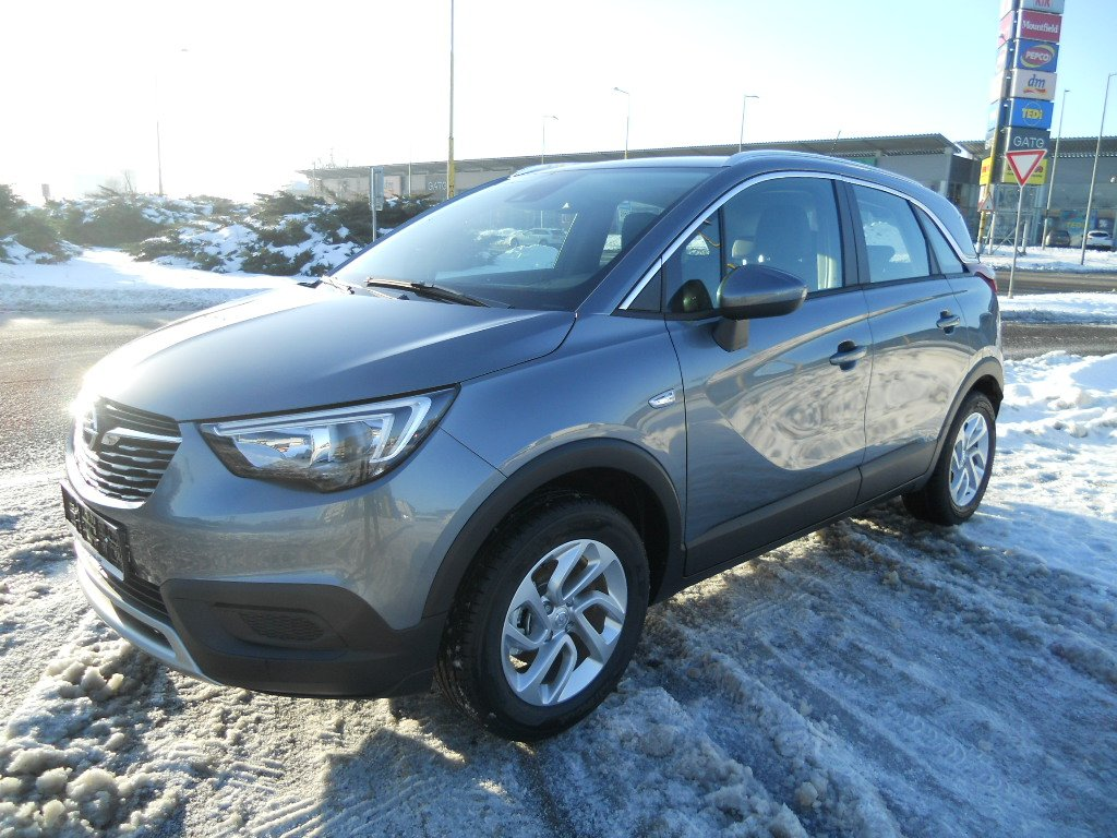 Opel Crossland X Innovation 1,2 Turbo 110k MT6