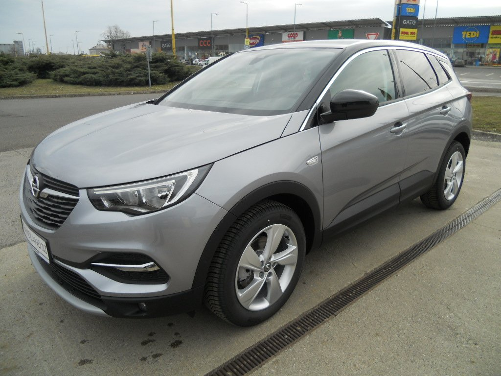 Opel Grandland X Smile 1,2 Turbo 130k