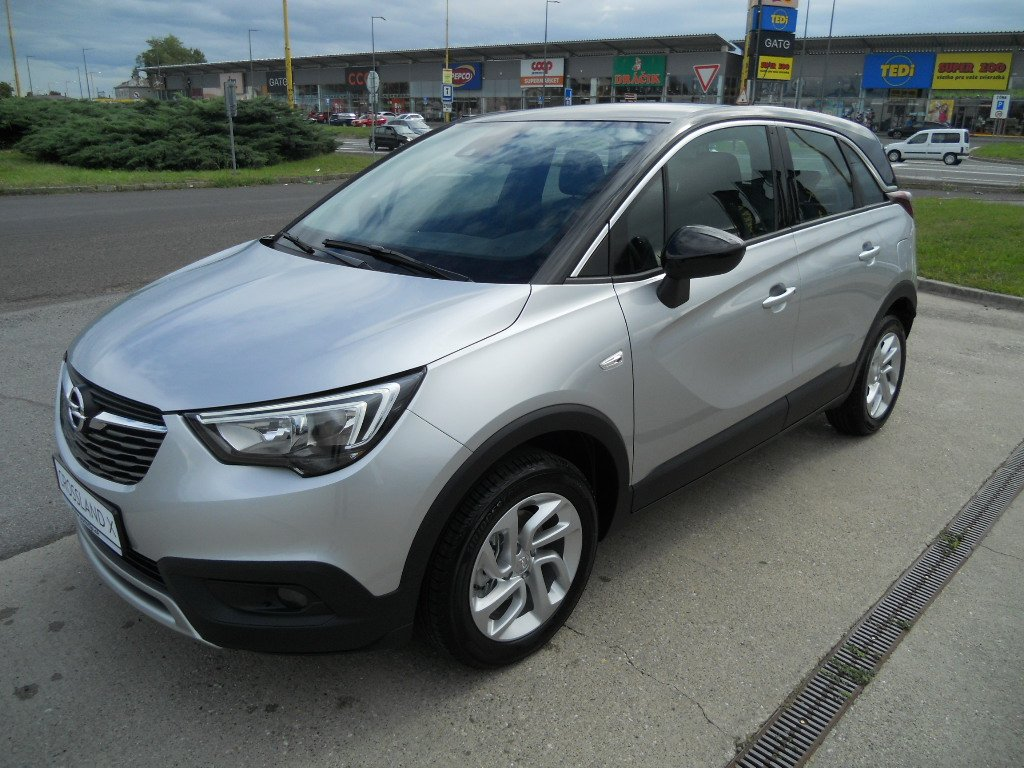 Opel Crossland X Innovation 1,2 Turbo 110k