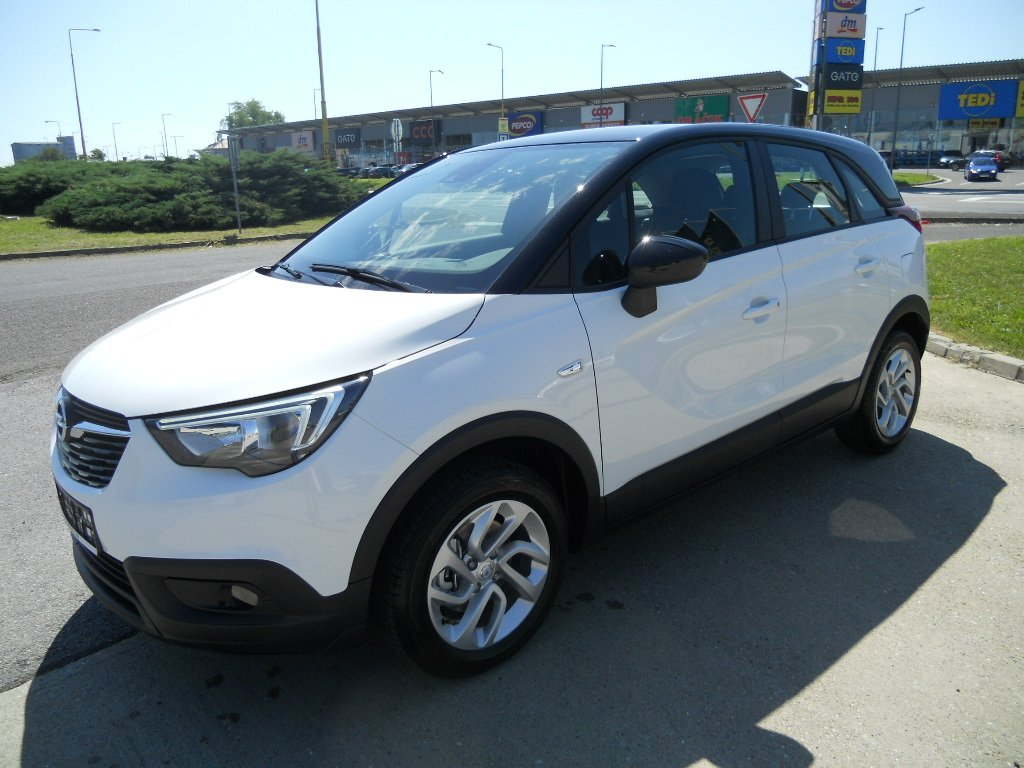 Opel Crossland X Enjoy 1,2 Turbo 110k