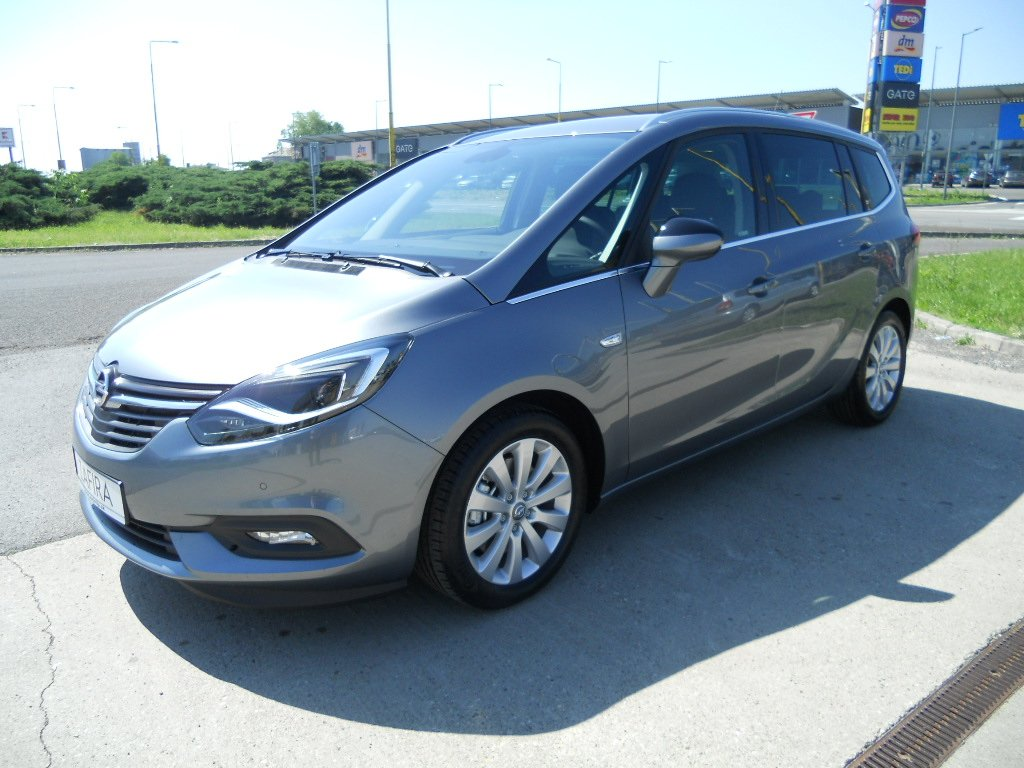 Opel Zafira Innovation 2,0 CDTi 125kw