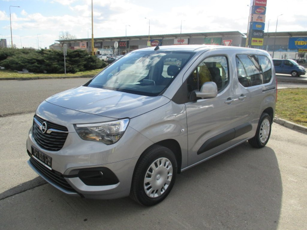 Opel Combo Life Enjoy 1,2 Turbo 110k